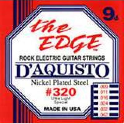 D'Aquisto The Edge Electric #320