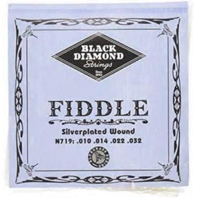 Black Diamond Fiddle Strings N719