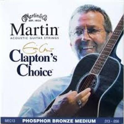 Martin Clapton's Choice Phosphor Bronze Medium