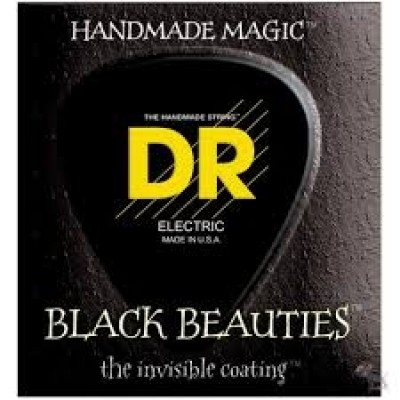 DR BKB-40 Black Beauties Electric Bass Strings