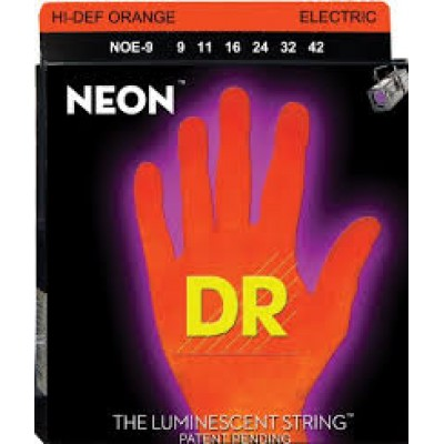 DR Hi-Def Orange Neon electric  9 - 42