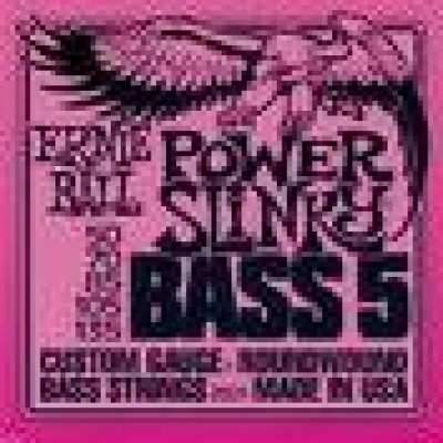 Ernie Ball 5 String Power Slinky Bass