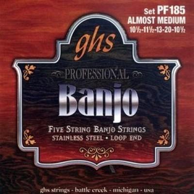 GHS Banjo Almost Medium PF185