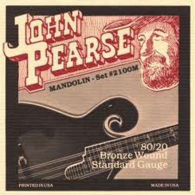 John pearse Mandolin 80/20 Bronze