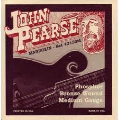 John Pearse Mandolin Phosphor Bronze Medium