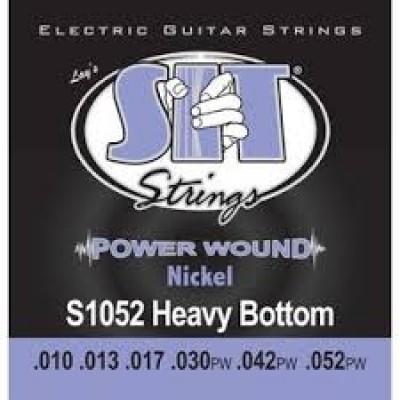 SIT Power Wound Heavy Bottom .010 - .052