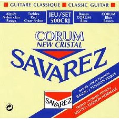 Savarez Corum New Cristal Classical Guitar 500CRJ