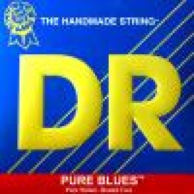 DR PHR-10 Pure Blues Electric Guitar Strings