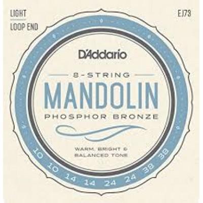D'Addario Mandolin EJ73
