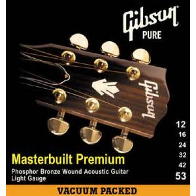 Gibson Acoustic Phosphor Bronze Light