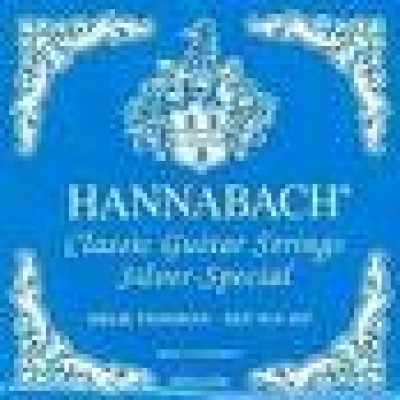 Hannabach 815 HT Classical Silver Special High Tension