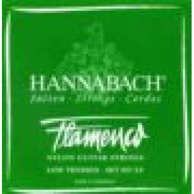 Hannabach Flamenco Low Tension