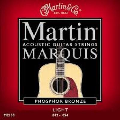 Martin Marquis Phosphor Bronze Light