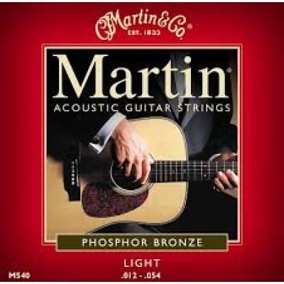 Martin Phosphor Bronze Acoustic Light