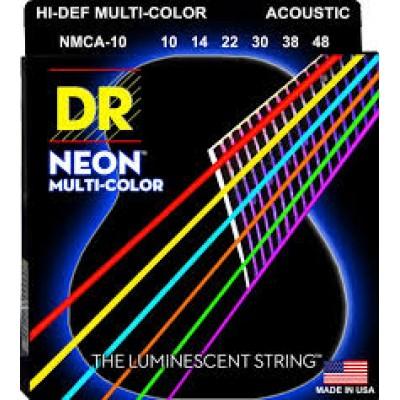 DR Hi-Def Multi-Colour Neon Acoustic  10 - 48