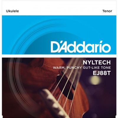 D'Addario Nyltech Tenor Ukulele EJ88T