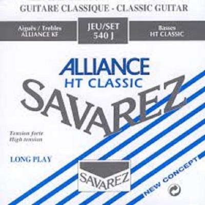 Savarez Alliance HT Classic Guitar High Tension 540 J