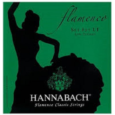 Hannabach Flamenco Classic Low Tension 827LT