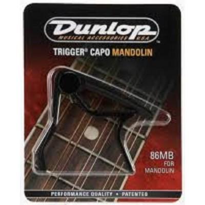 Dunlop Trigger Capo Mandolin Curved Black 86MB