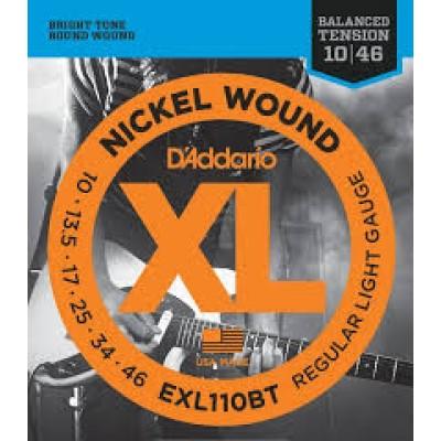 D`Addario Electric XL Regular Light EXL110BT
