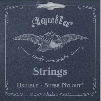Aquila Soprano Ukulele Low G Super Nylgut set 101U