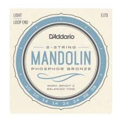 D'Addario 8 string Mandolin EJ73