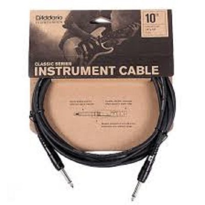 Planet Waves 10 ft instrument cable