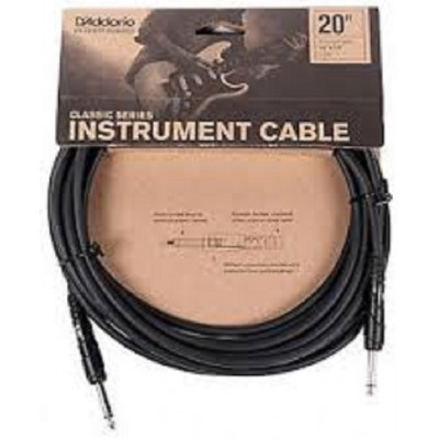Planet Waves 20 Ft. Instrument Cable