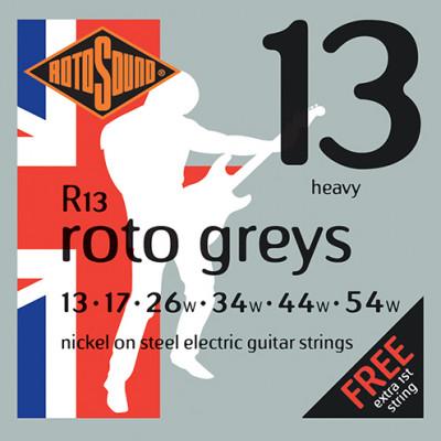 Roto Greys Heavy Electric .013 - .054