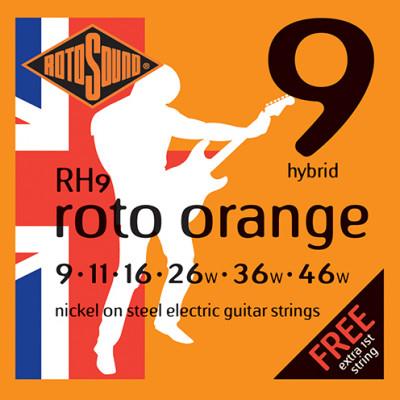 Roto Orange Hybrid Electric .009 - .046